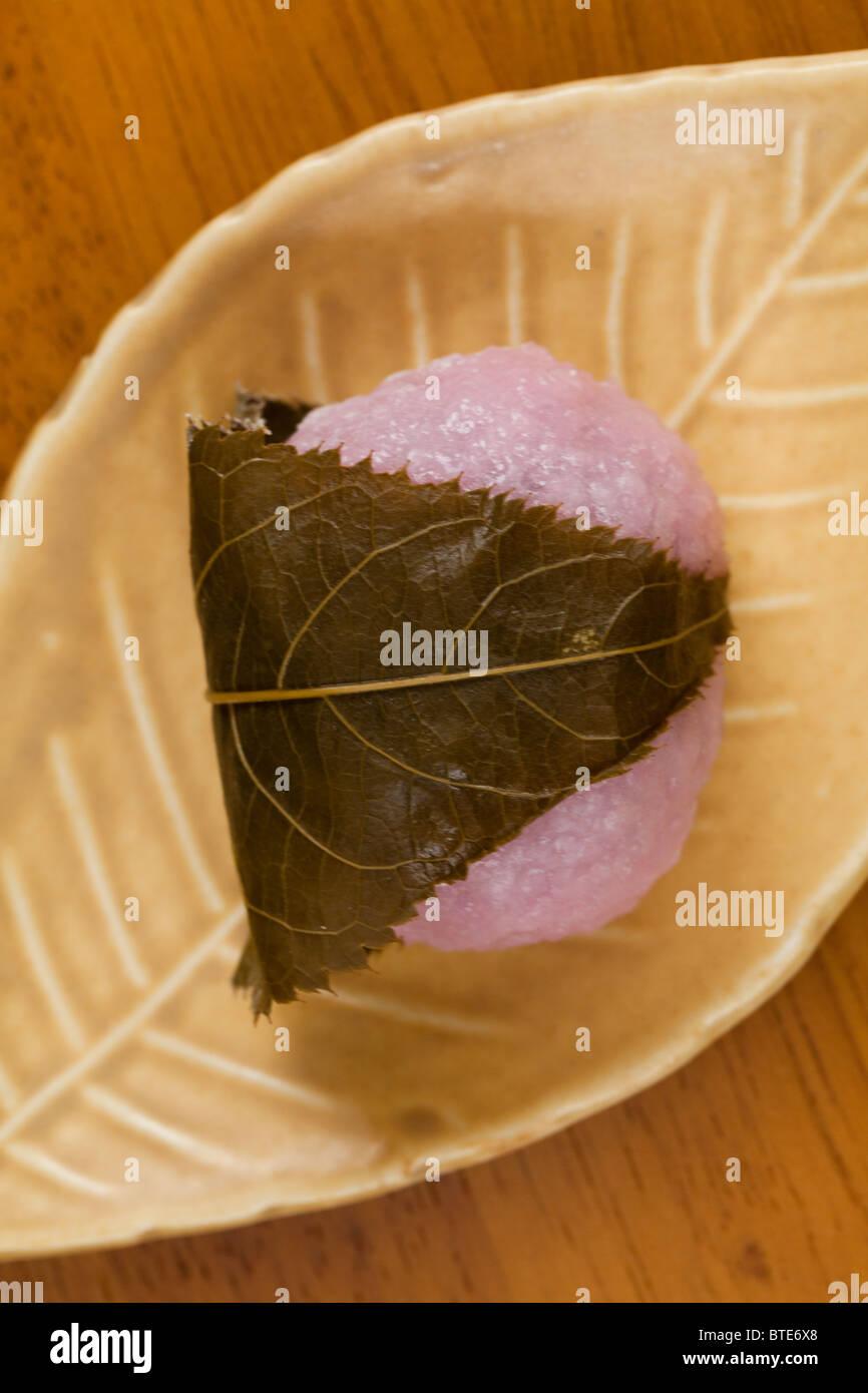 Japanese Soft Rice Cake