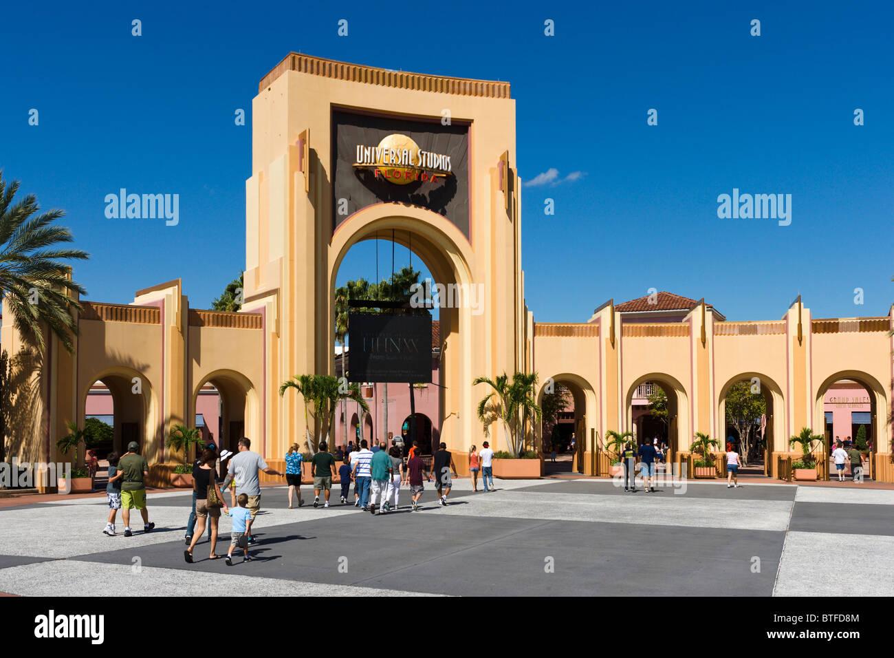 Orlando Theme Park Stockfotos & Orlando Theme Park Bilder - Alamy