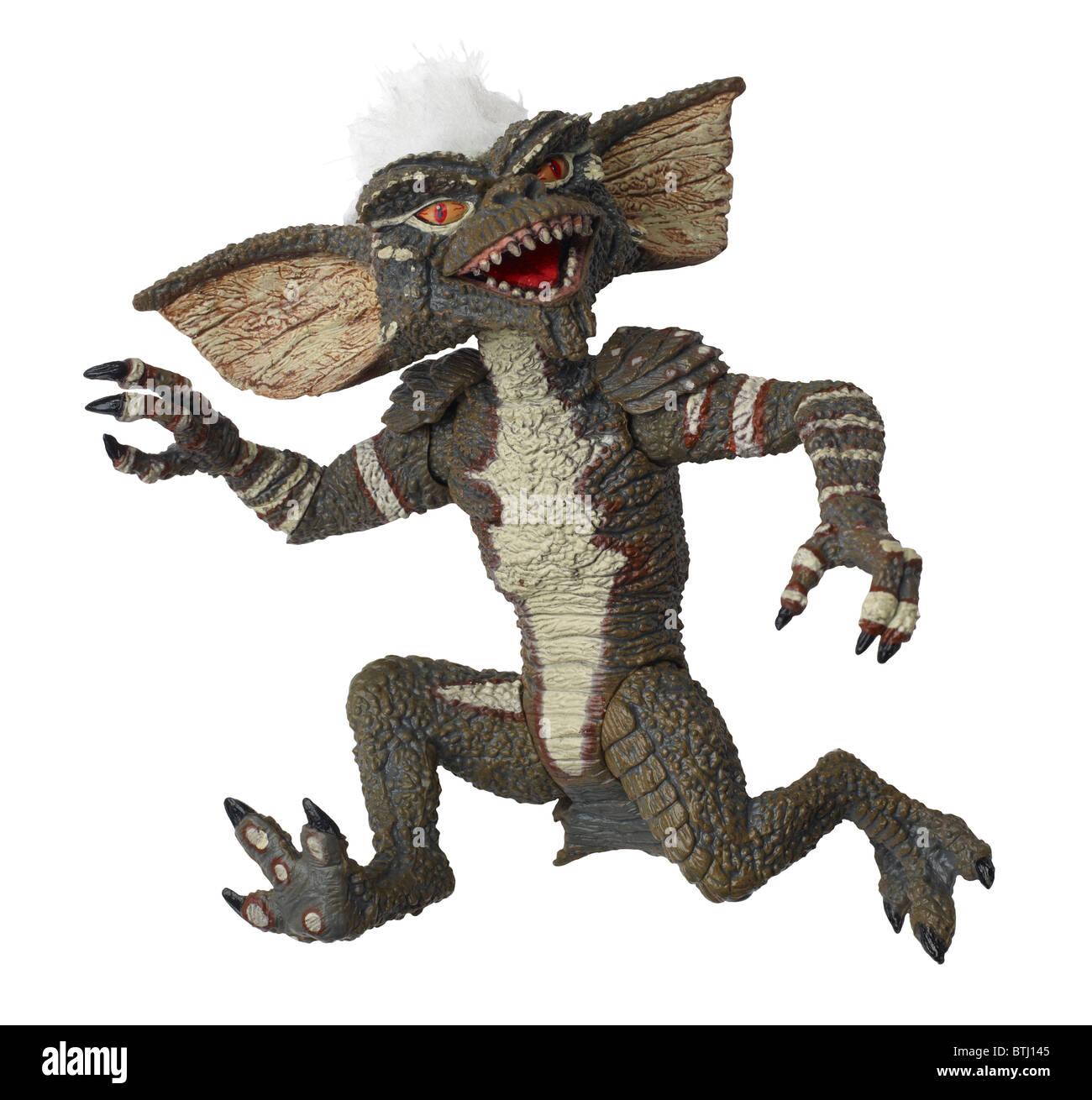 Gremlin Modell Spielzeug Stockbild