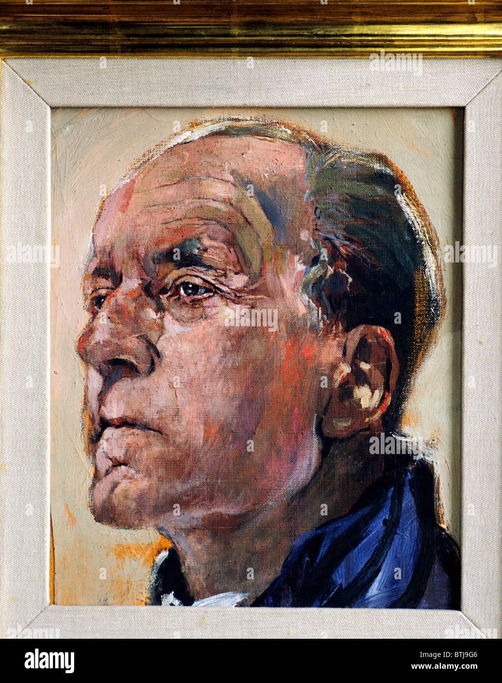 Graham Sutherland von Dean Hussey, Pallant House ...