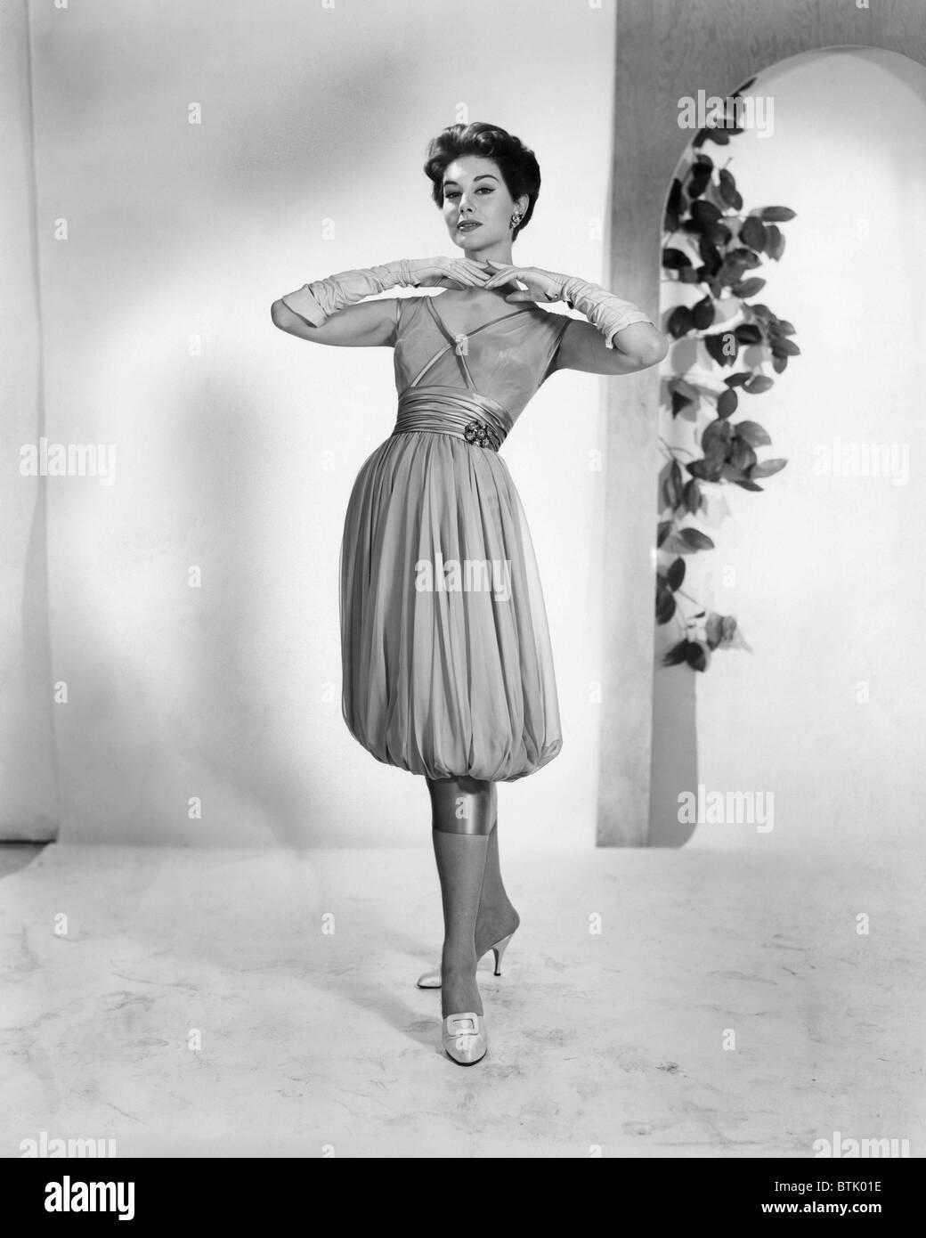 1950s Fashion Stockfotos & 1950s Fashion Bilder Alamy