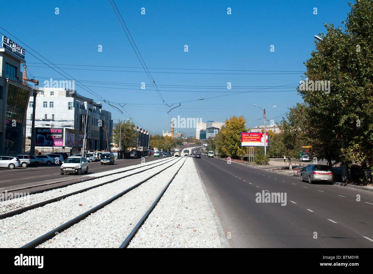 Hauptstadt Von Burjatien