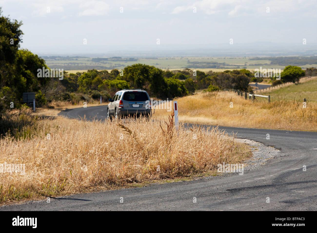 Australien, Gippsland, Victoria Stockbild