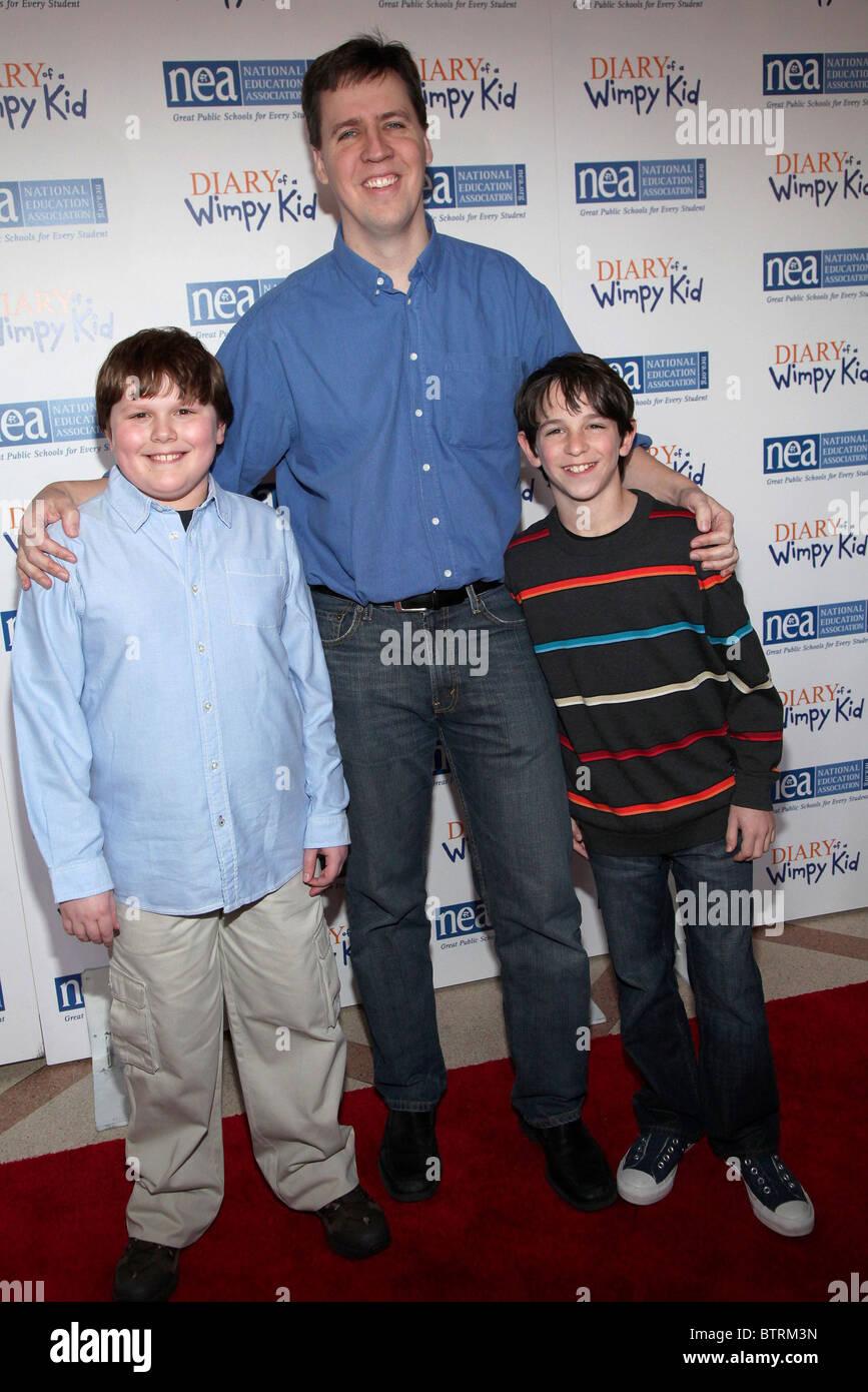 Jeff Kinney Stockfotos & Jeff Kinney Bilder - Alamy