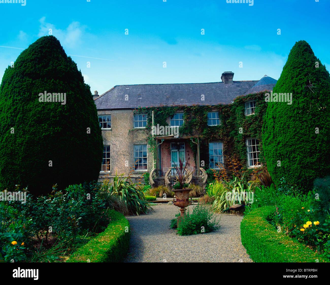 Haus Und Garten: Altamont Garden Co Carlow Ireland Stockfotos & Altamont