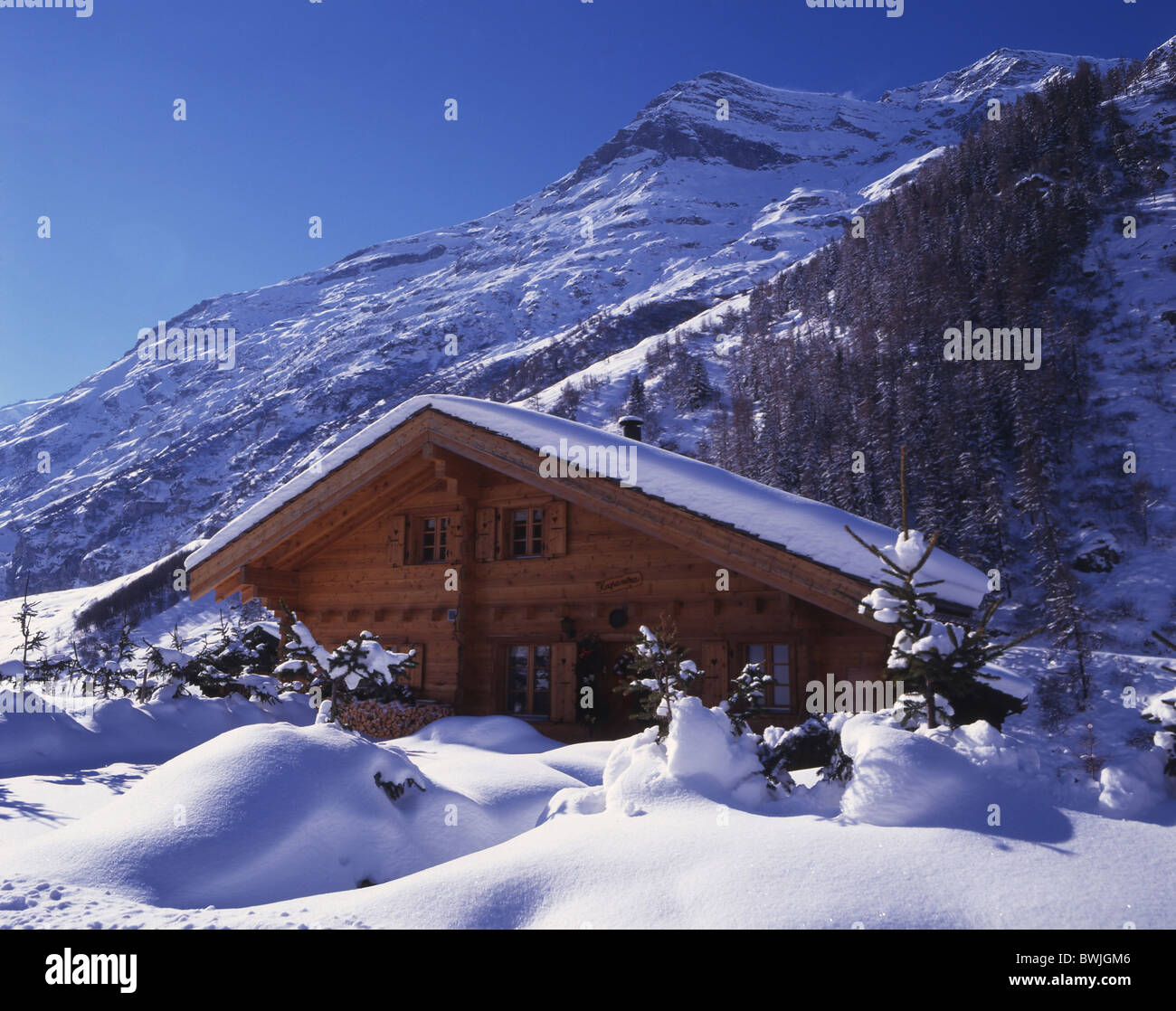 Haus Berge: Chalet Ferienhaus Snowbound Schnee Schnee Schnee Winter