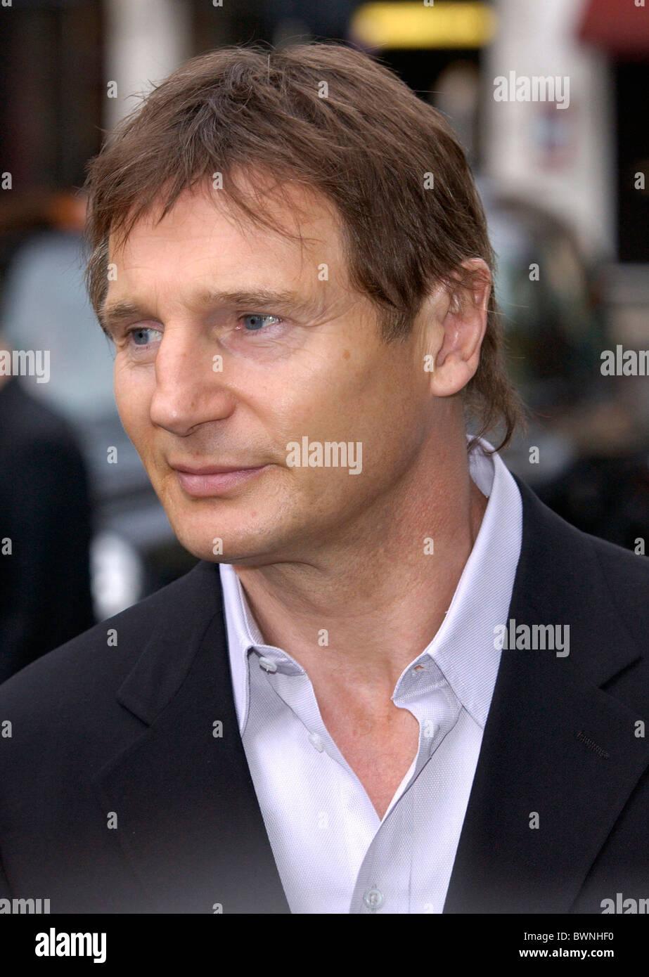 Schauspieler Liam Neeson im Rahmen einer Giorgio Armani Gala am ...