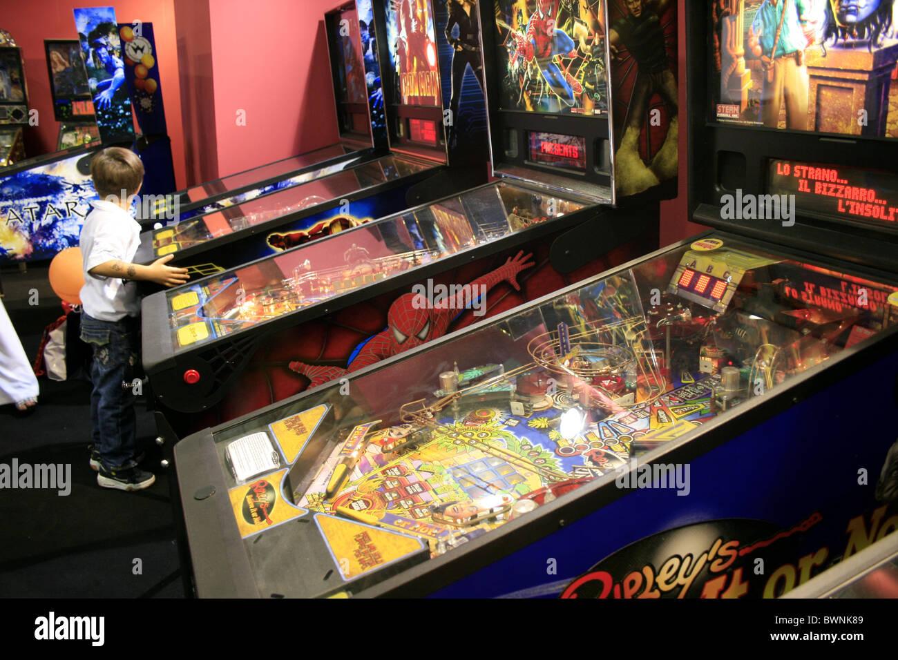 Arcade-Spiel