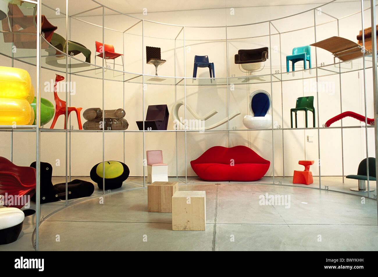 Museum Design Deutschland Moderne Vitra Europa Stühle Ausstellung dxoeCB