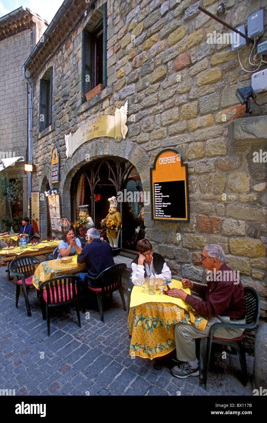 Französisches Restaurant, Crêperie, Le Vieux Four, französische ...