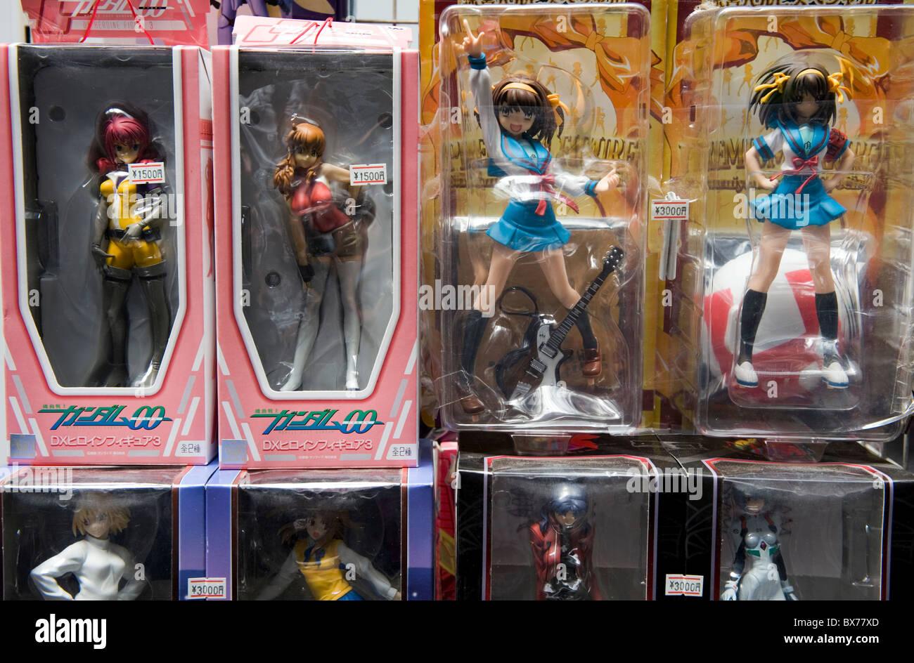 Puppen von beliebten animierten Figuren sind bevorzugte ...