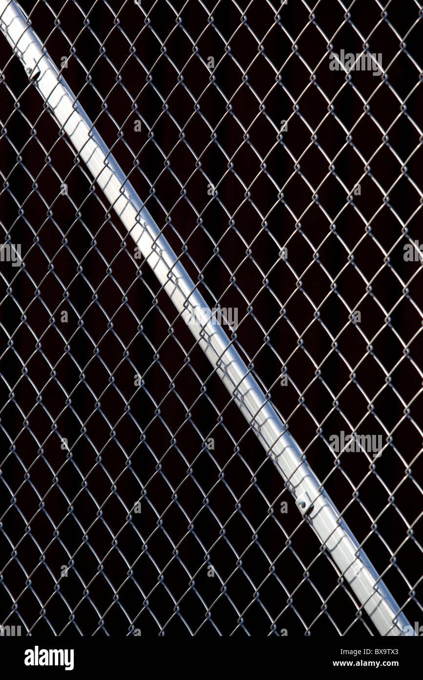 Wire Mesh Fencing Stockfotos & Wire Mesh Fencing Bilder - Alamy