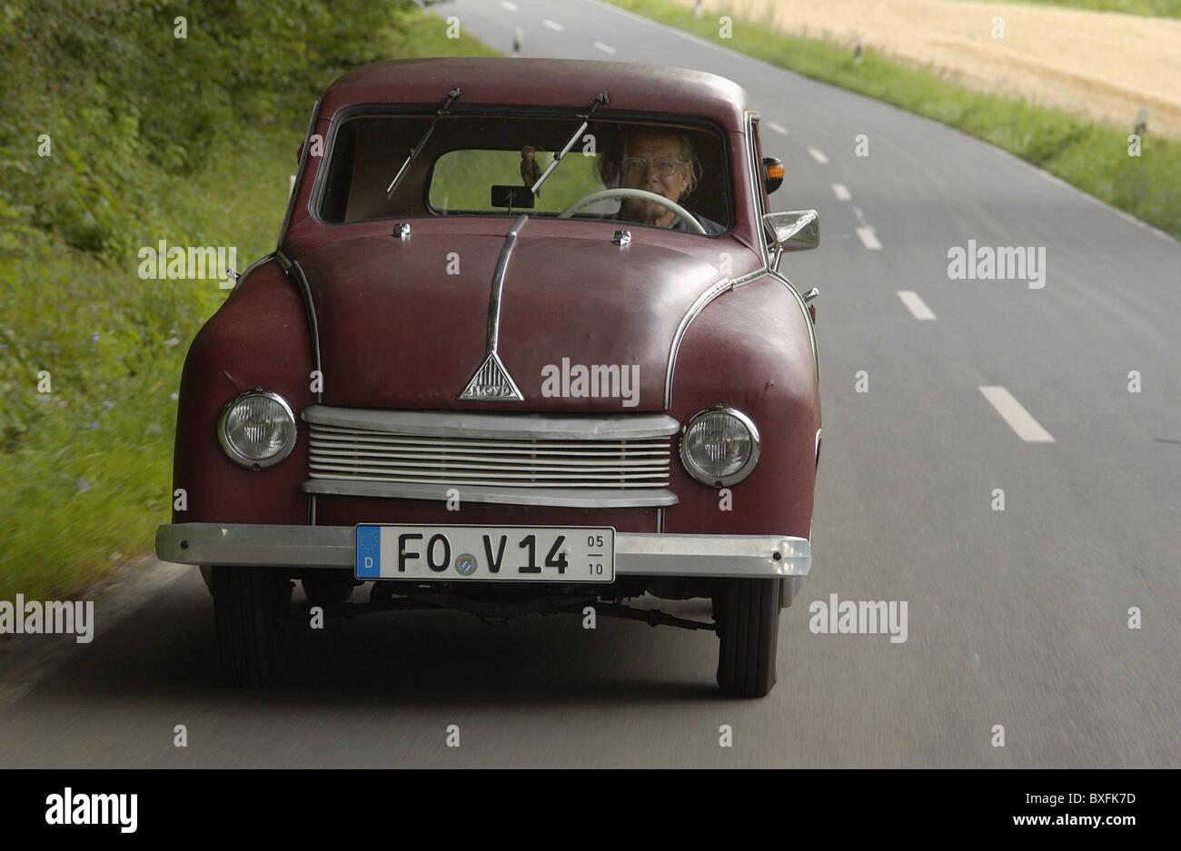 Verkehr / Transport, Auto, Fahrzeugvarianten, Lloyd 300, Baujahr ...