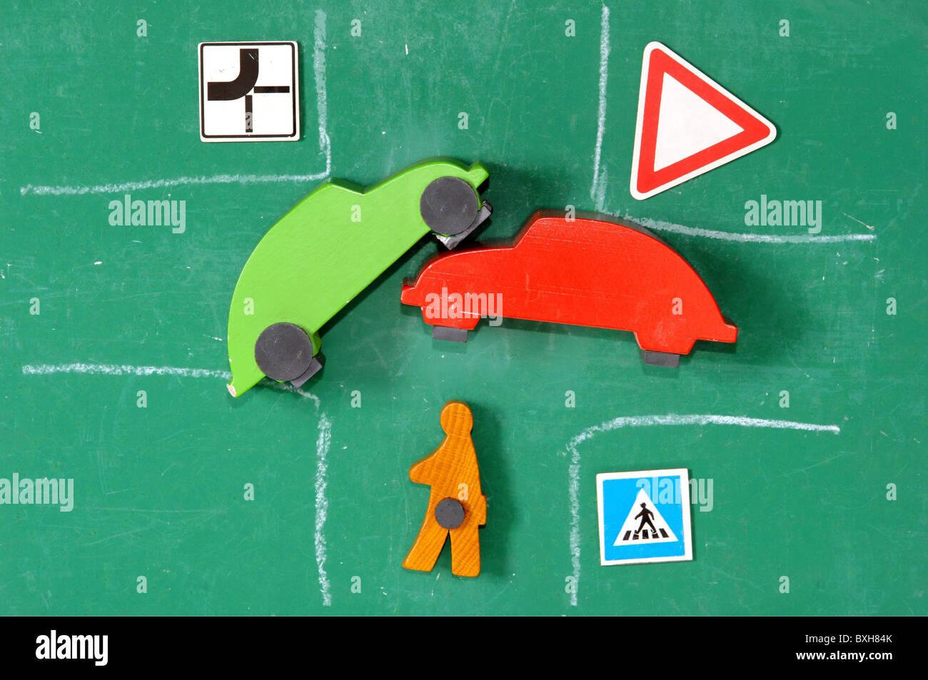Fein Fahrzeug Unfall Diagramm Ideen - Schaltplan Serie Circuit ...