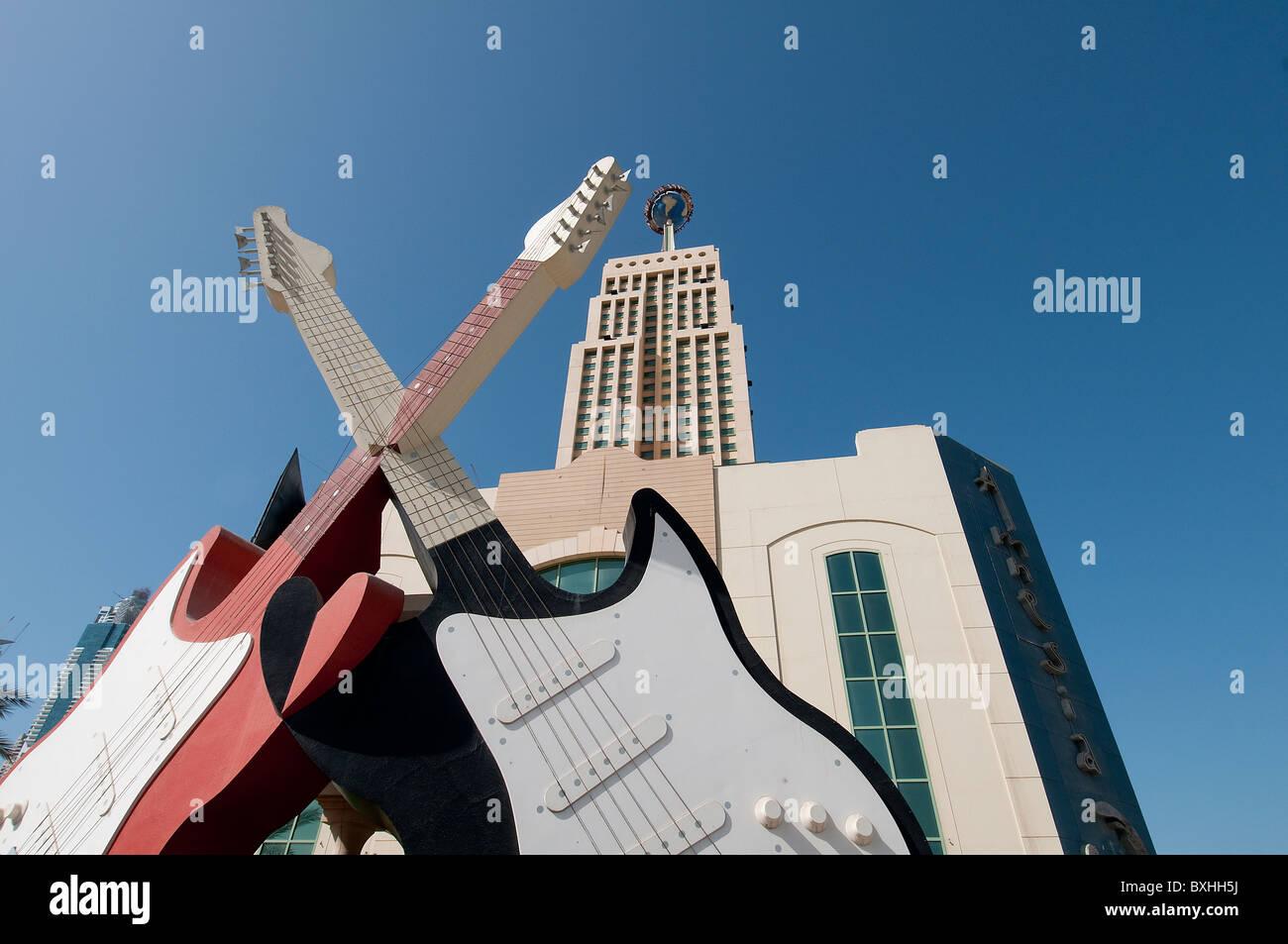 Hard Rock Cafe Vereinigte Arabische Emirate