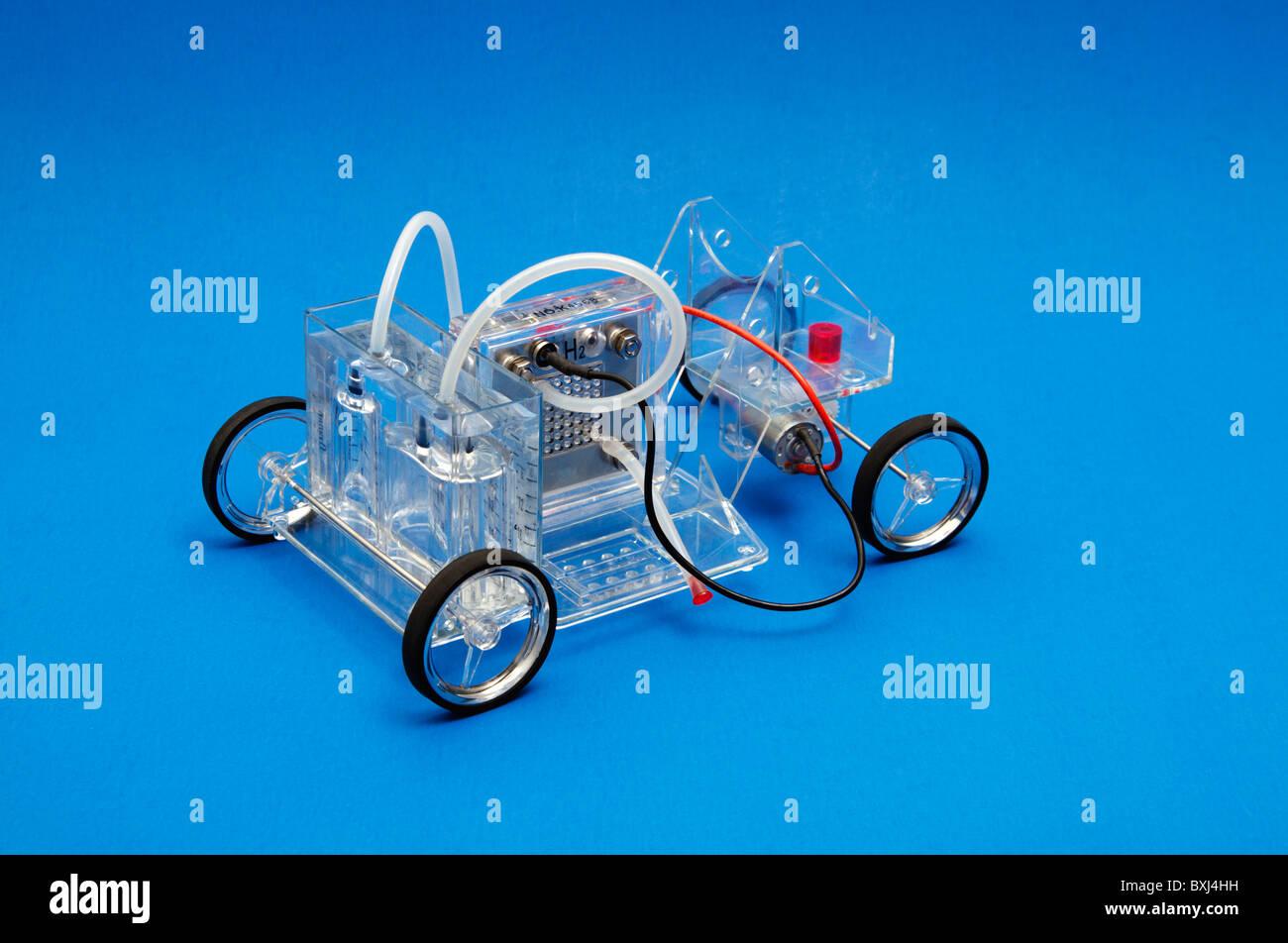 ein modell brennstoffzellen auto stockfoto bild 33590189. Black Bedroom Furniture Sets. Home Design Ideas