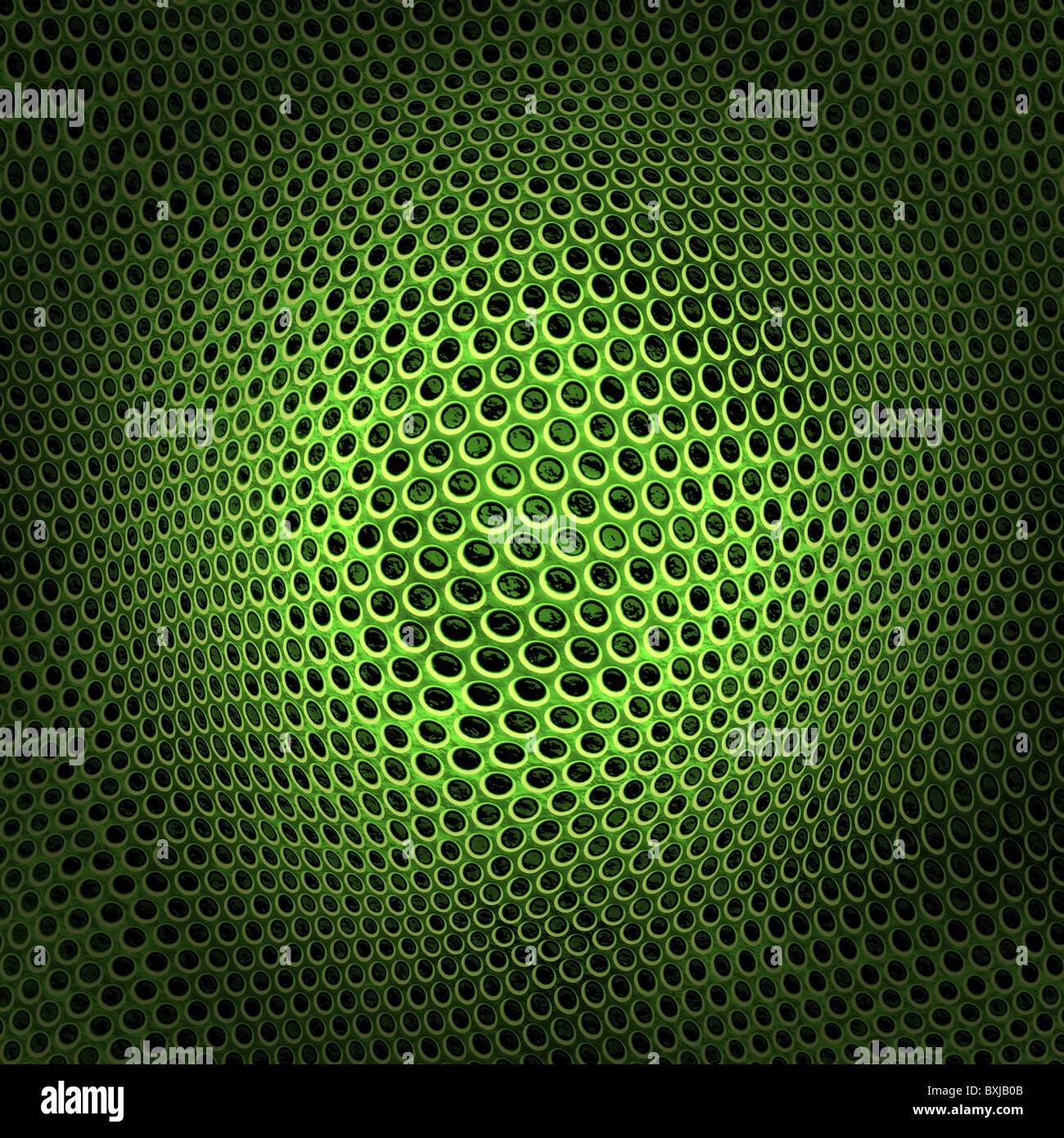 Abstrakte generierte Muster für Hintergrund und design Stockbild