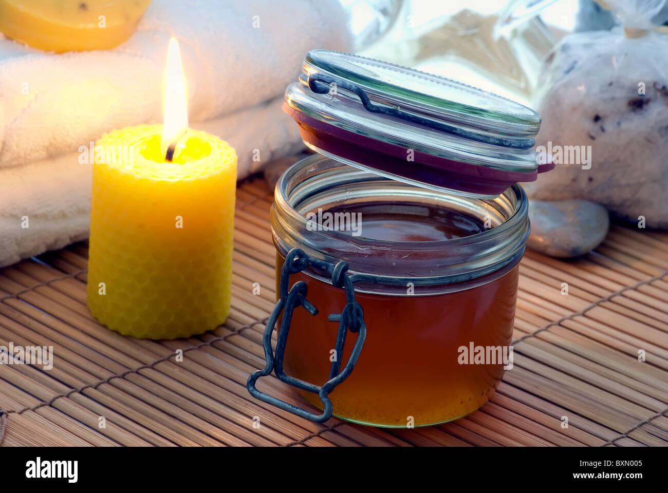 Wellness Stockbild