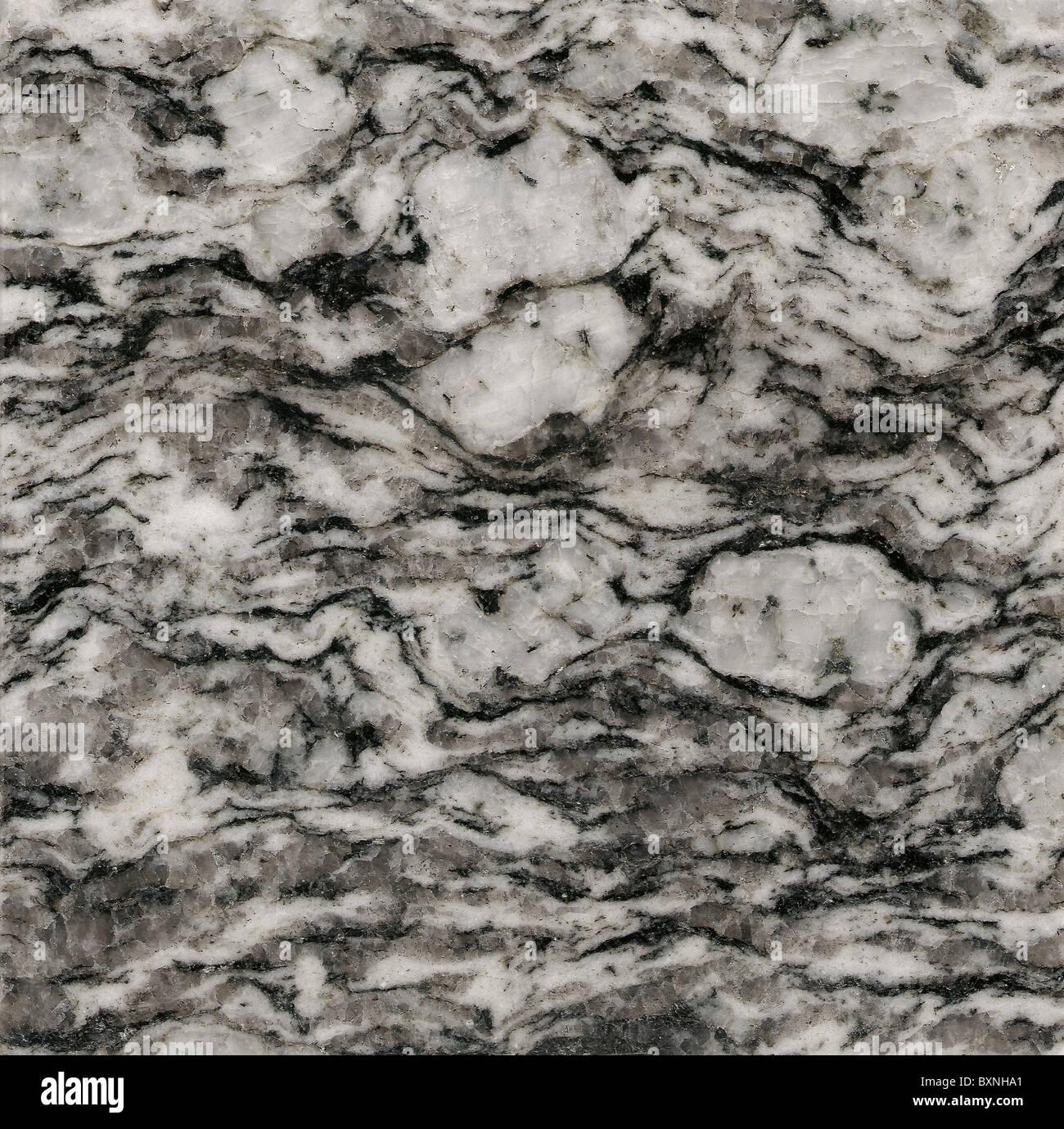 Grauer Granit Stockbild