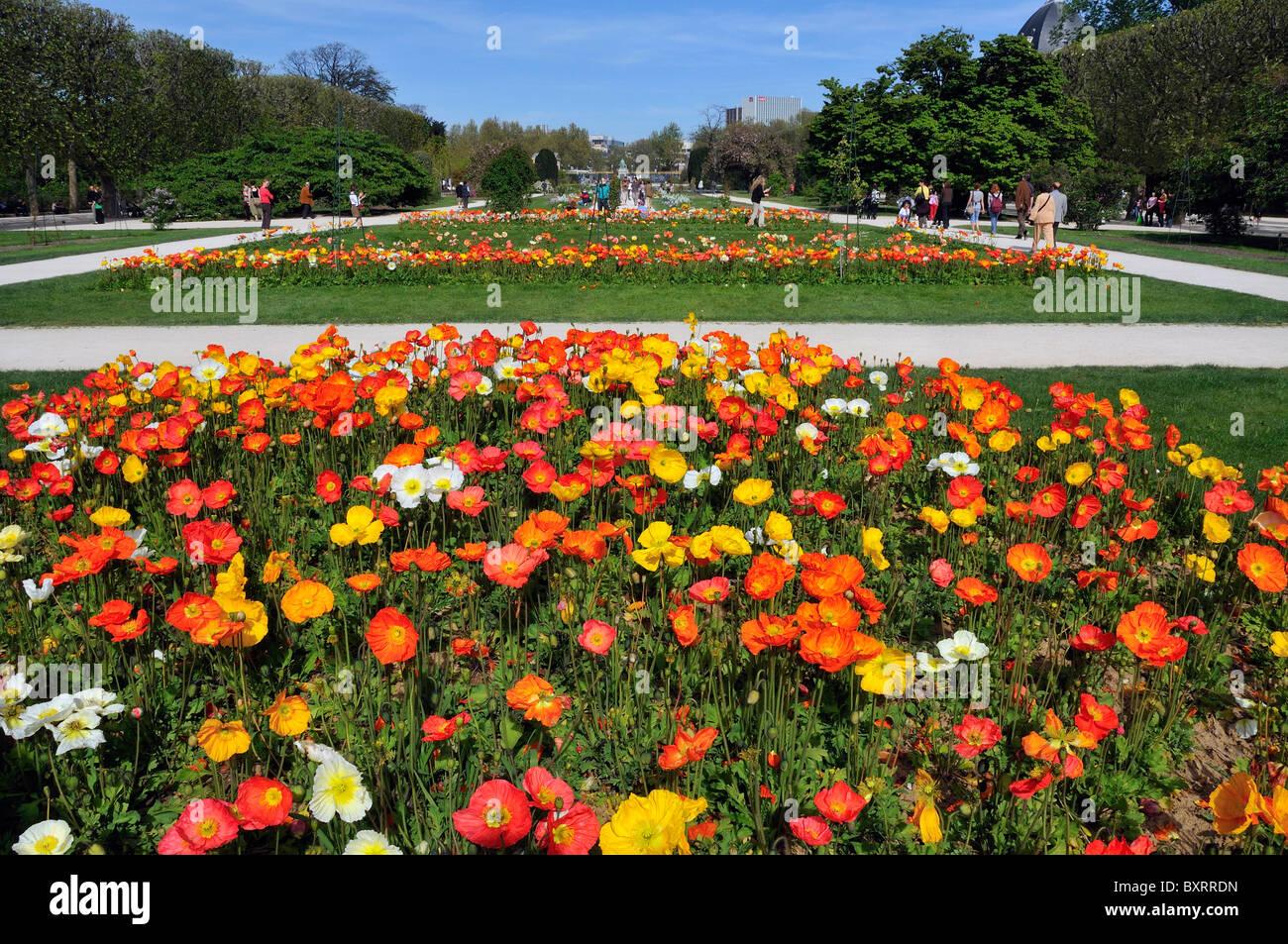 Jardin Des Plantes Paris Stockfotos & Jardin Des Plantes Paris ...
