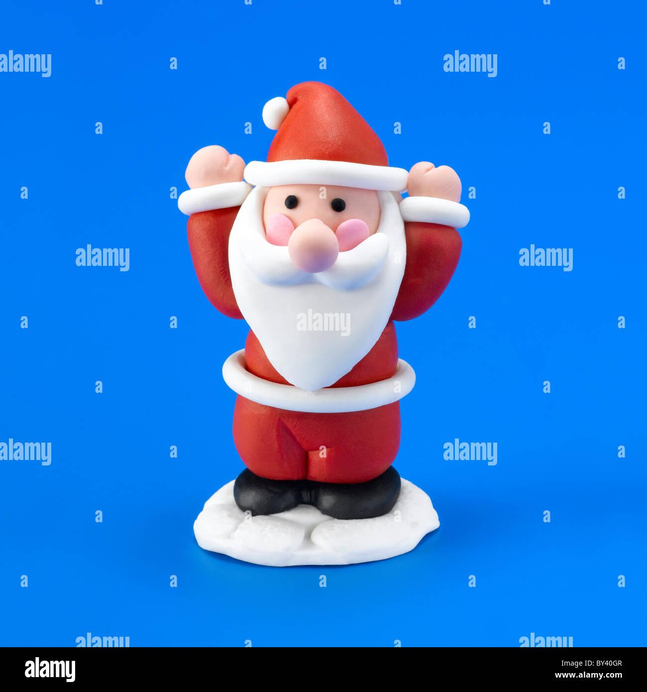 Santa Stockfoto