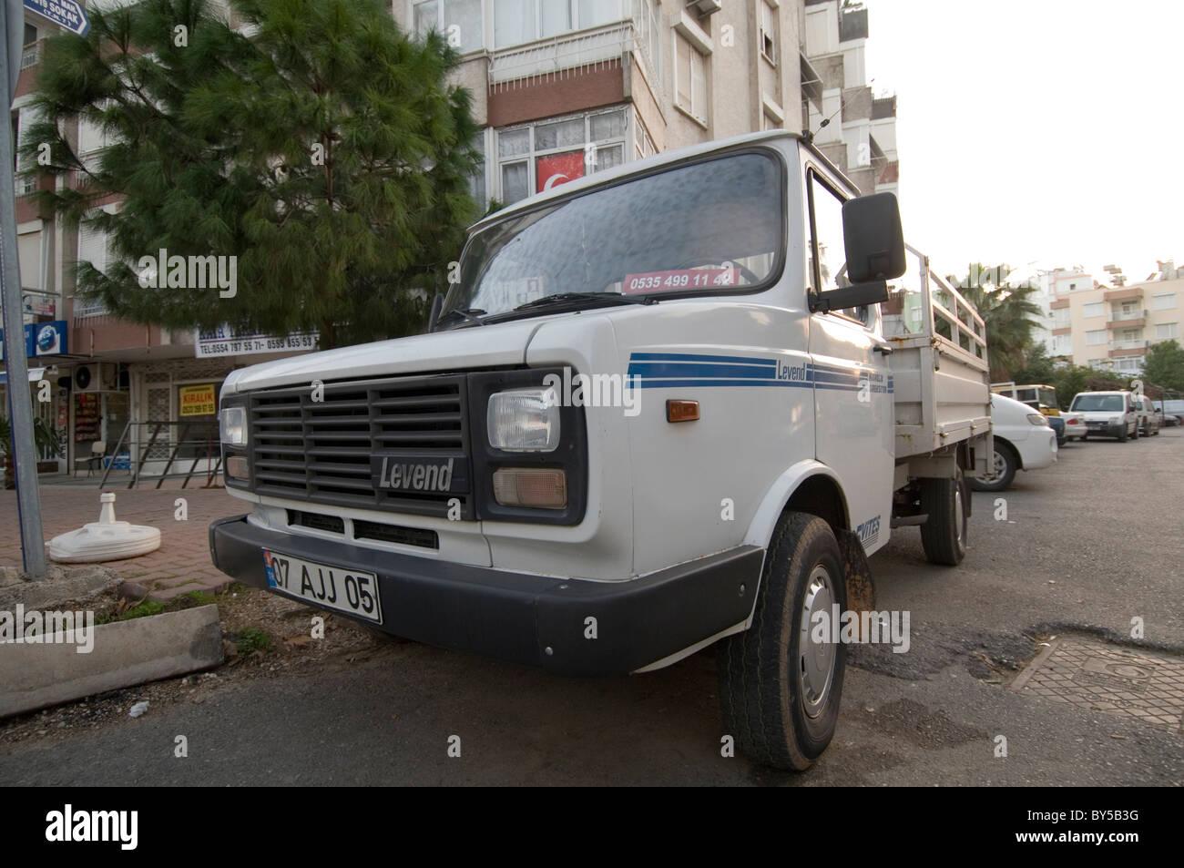 Levend sherpa van hergestellt unter lizenz von bmc bl british