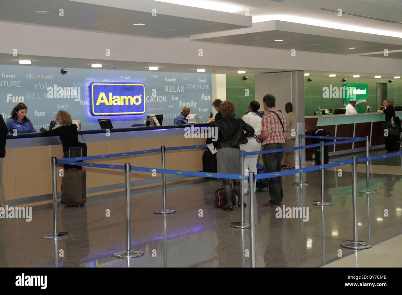 The airport zone is the most popular Alamo location in Atlanta Airport- Hartsfield [ATL], Georgia GA, USA. The rental car desk is usually located right at the airport, but sometimes you might need to get by yourself or to use a free shuttle bus to get to the rental desk/10(K).