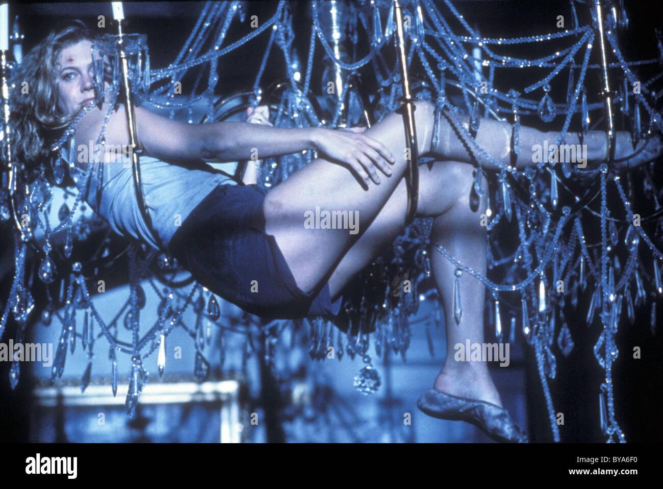 Der Krieg der Rosen Jahr: 1989 USA Regie: Danny De Vito Kathleen Turner, Michael Douglas Stockbild