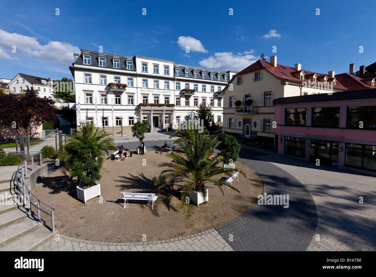 Reha-Zentrum Bad Kissingen, Klinik Saale, Bad Kissingen | diabetes.moglebaum.com