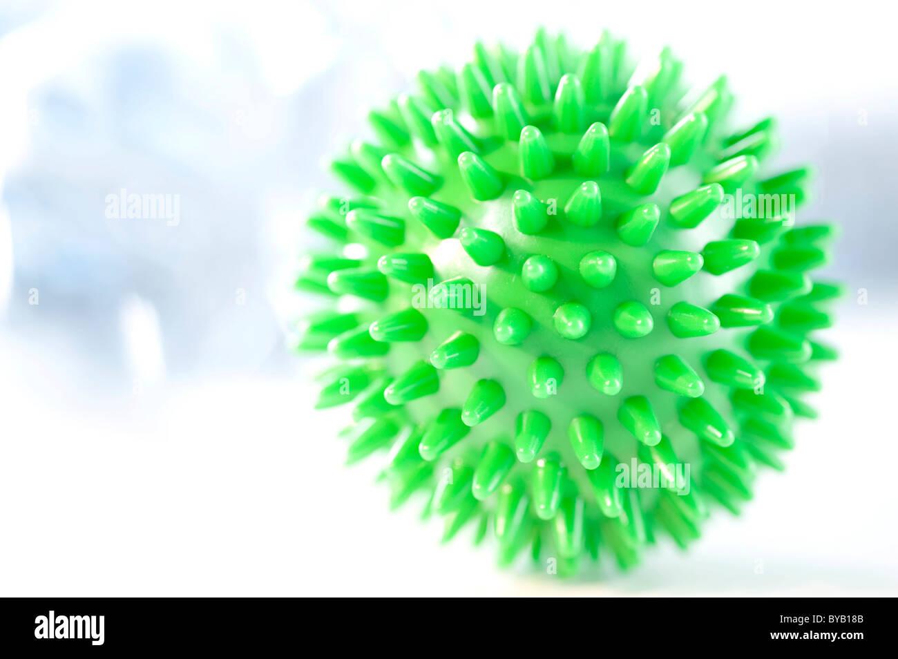 Massageball Stockfoto