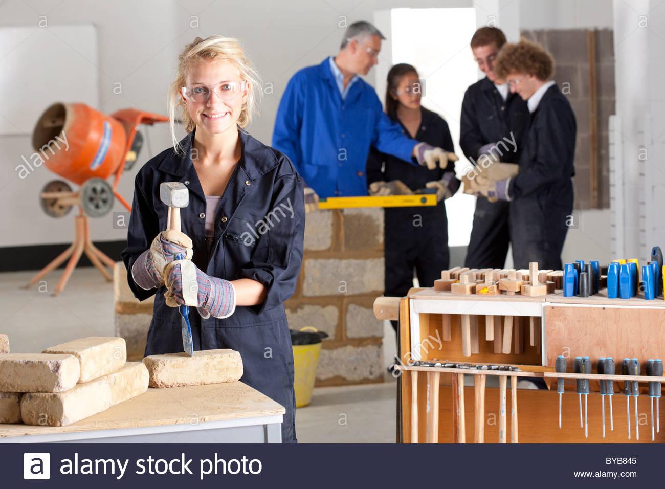 boy with hammer stockfotos boy with hammer bilder alamy. Black Bedroom Furniture Sets. Home Design Ideas