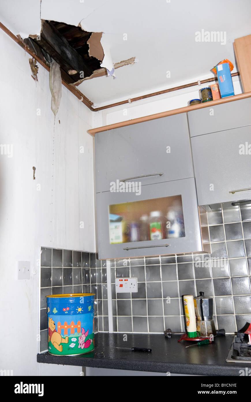 Leaking Pipes Stockfotos & Leaking Pipes Bilder - Alamy