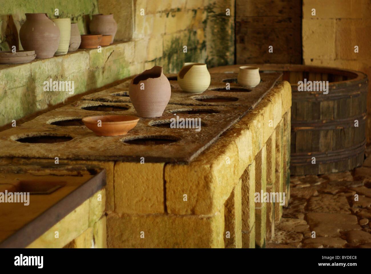 Mittelalter Küche | Mittelalterliche Kuche Stockfoto Bild 34102776 Alamy