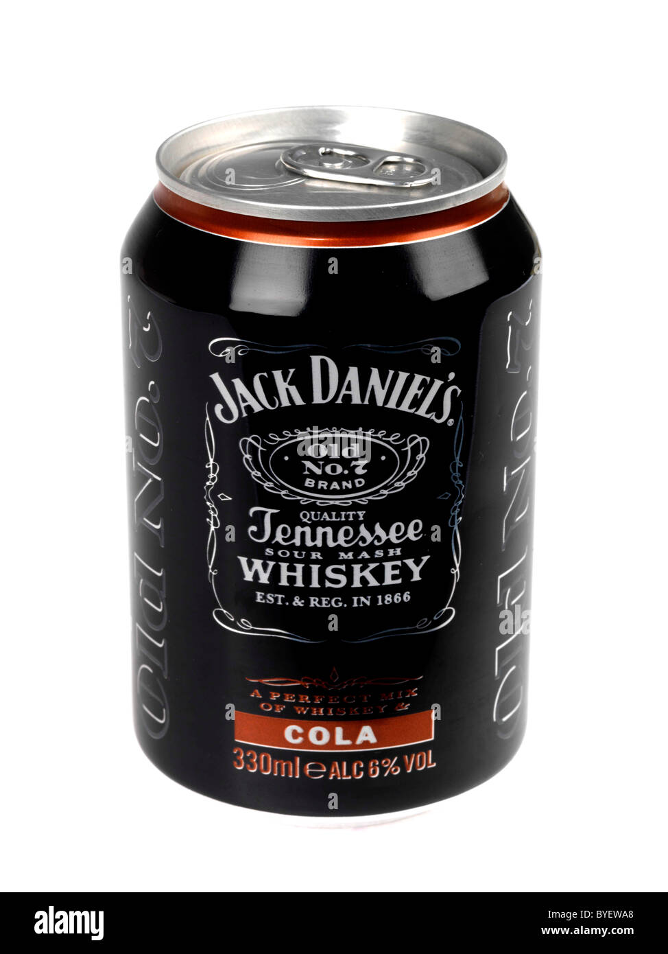 Jack Daniels Cola Drink Stockfotos und bilder Kaufen Alamy