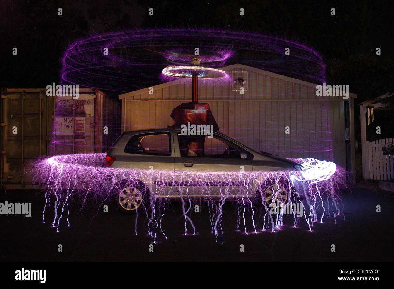 Terren Bilder   Electric Electric Magic Zauberer Peter Terren Softdrink Dosen Zu