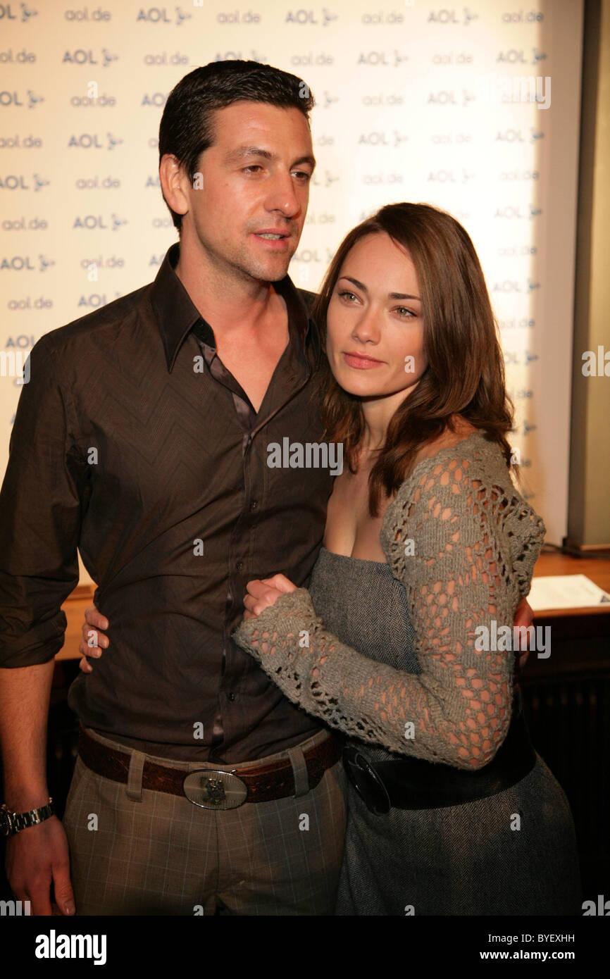 Sarah Maria Besgen und Gregor Toerzs AOL Media Night im