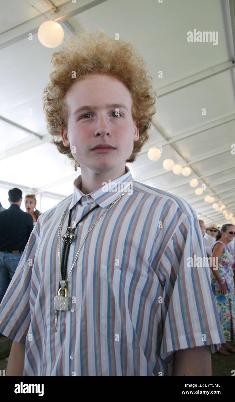James Garfunkel (Sohn von Art Garfunkel) die Hampton