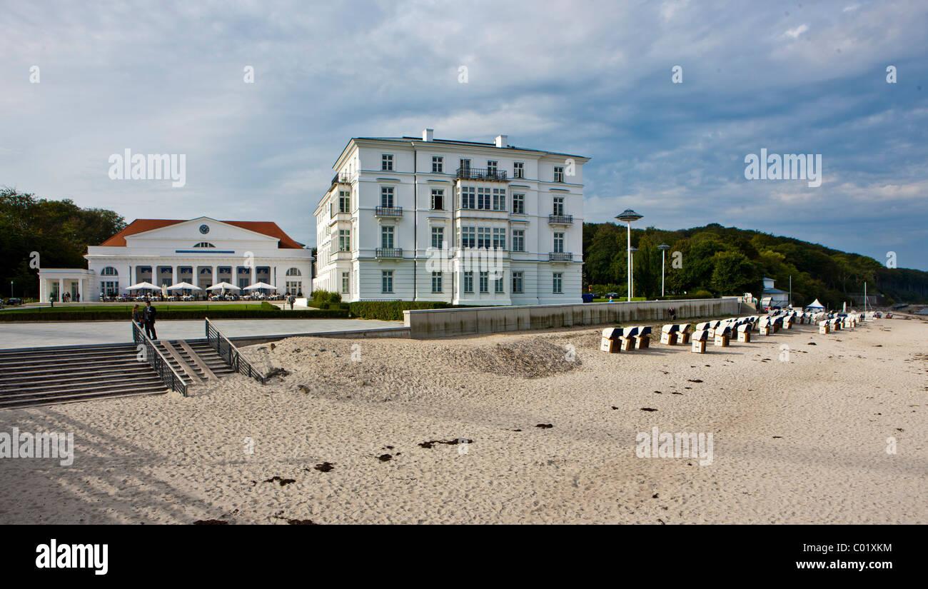 grand hotel heiligendamm heiligendamm mecklenburg vorpommern ostsee deutschland europa. Black Bedroom Furniture Sets. Home Design Ideas
