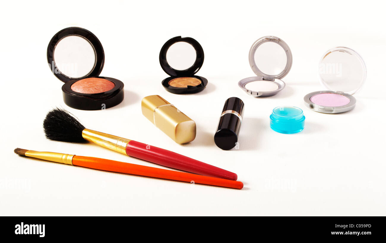 Make up Stockbild