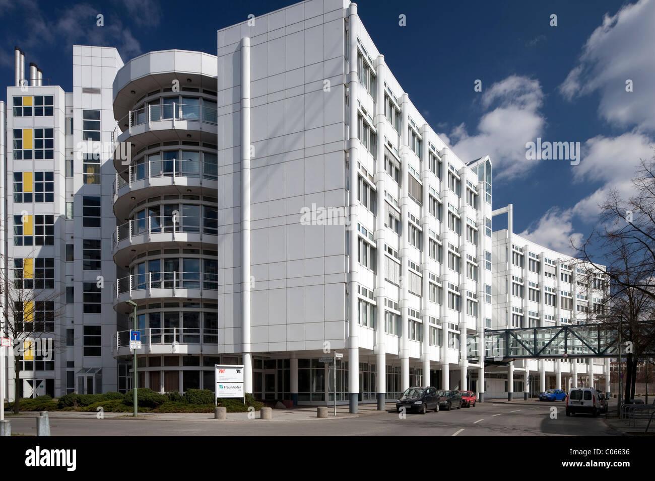 Fraunhofer-Institut für Produktionsanlagen und Designtechnologie, Charlottenburg, Berlin, Deutschland, Europa Stockbild