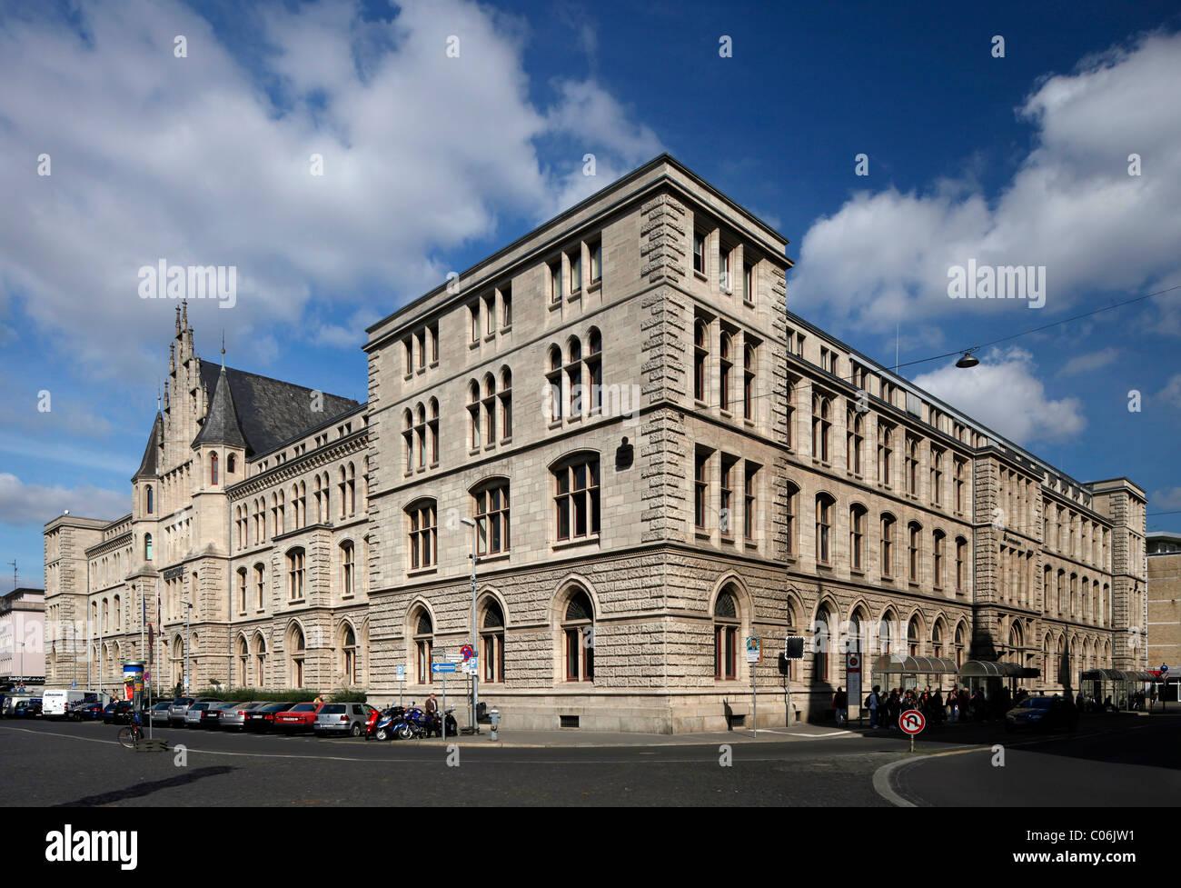 Bezirksregierung Braunschweig, Braunschweig, Niedersachsen, Deutschland, Europa Stockbild