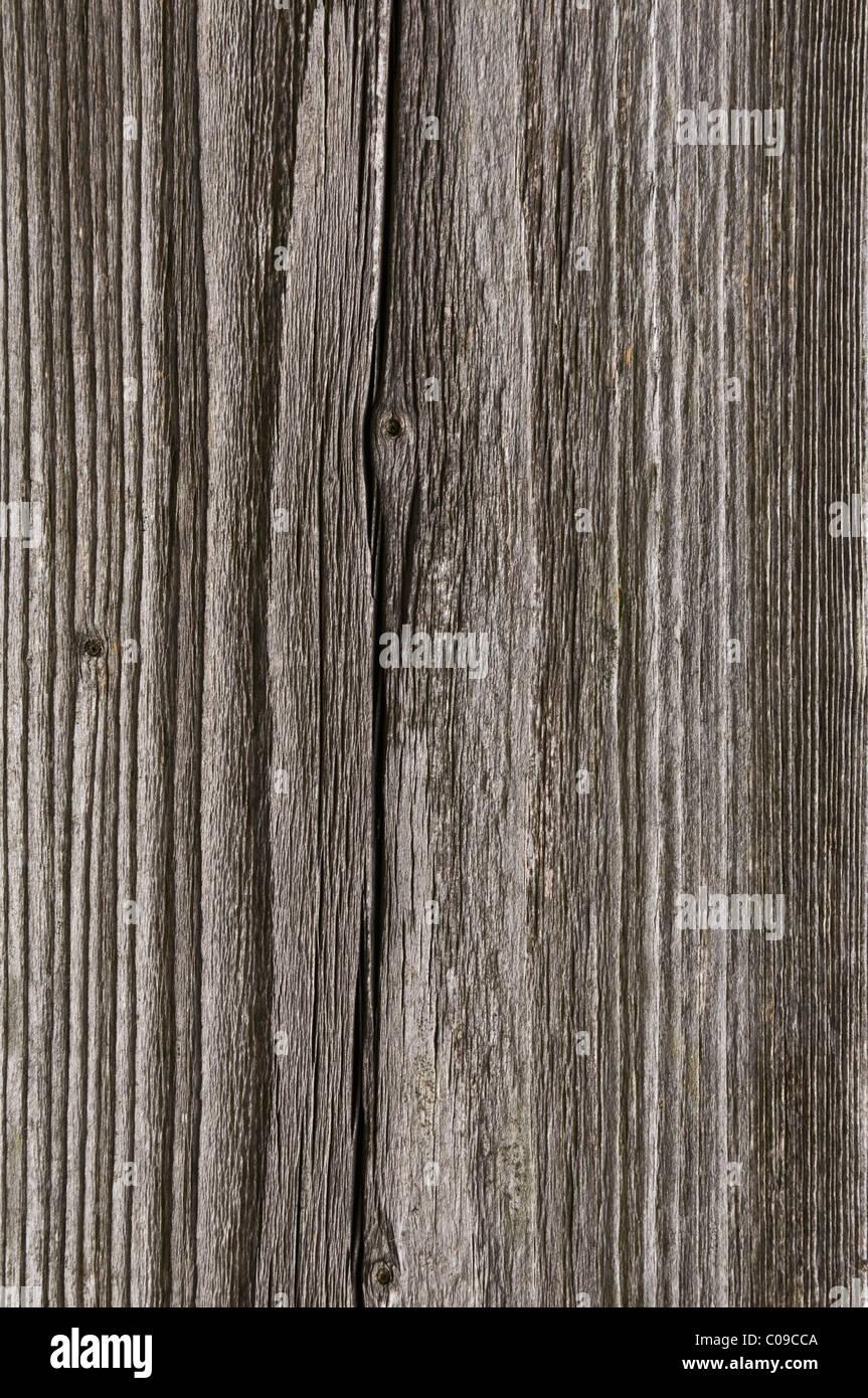 Verwittertem Holz, Hintergrund Stockbild