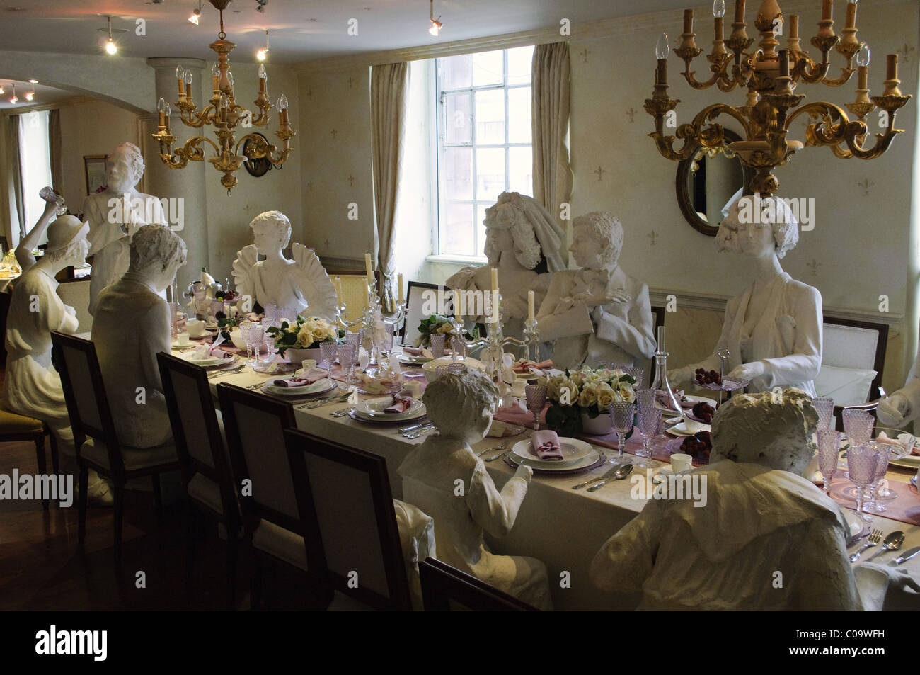 mettlach saarland germany stockfotos mettlach saarland germany bilder alamy. Black Bedroom Furniture Sets. Home Design Ideas