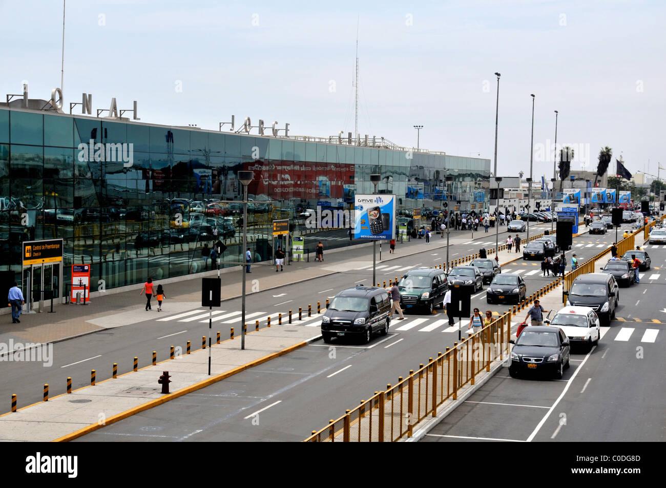 Flughafen Peru