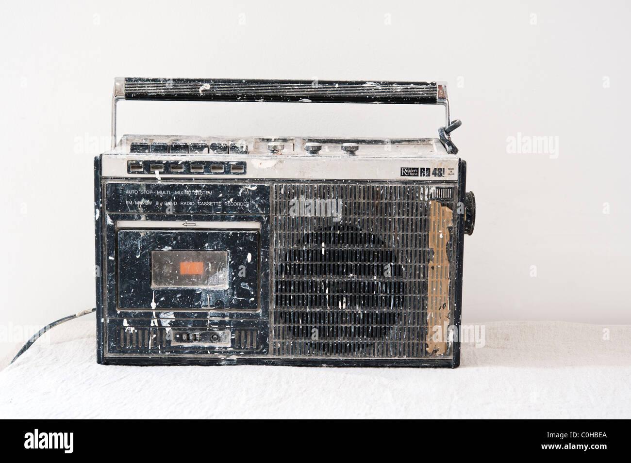 Radio Tape Stockfotos & Radio Tape Bilder - Alamy