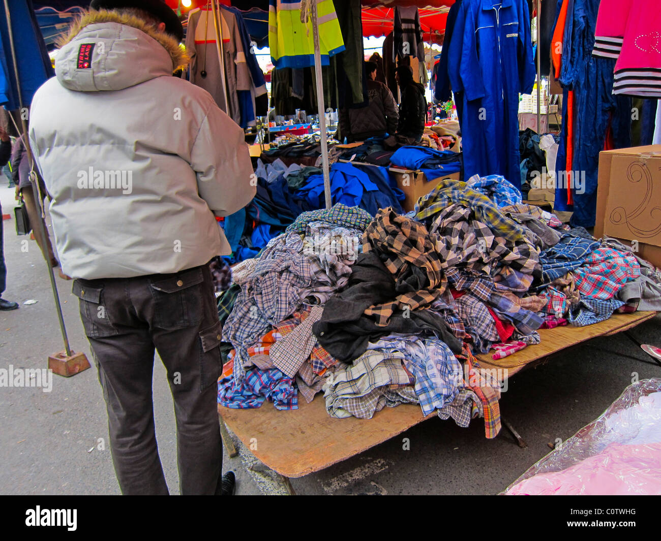 Frankreich Einkaufen