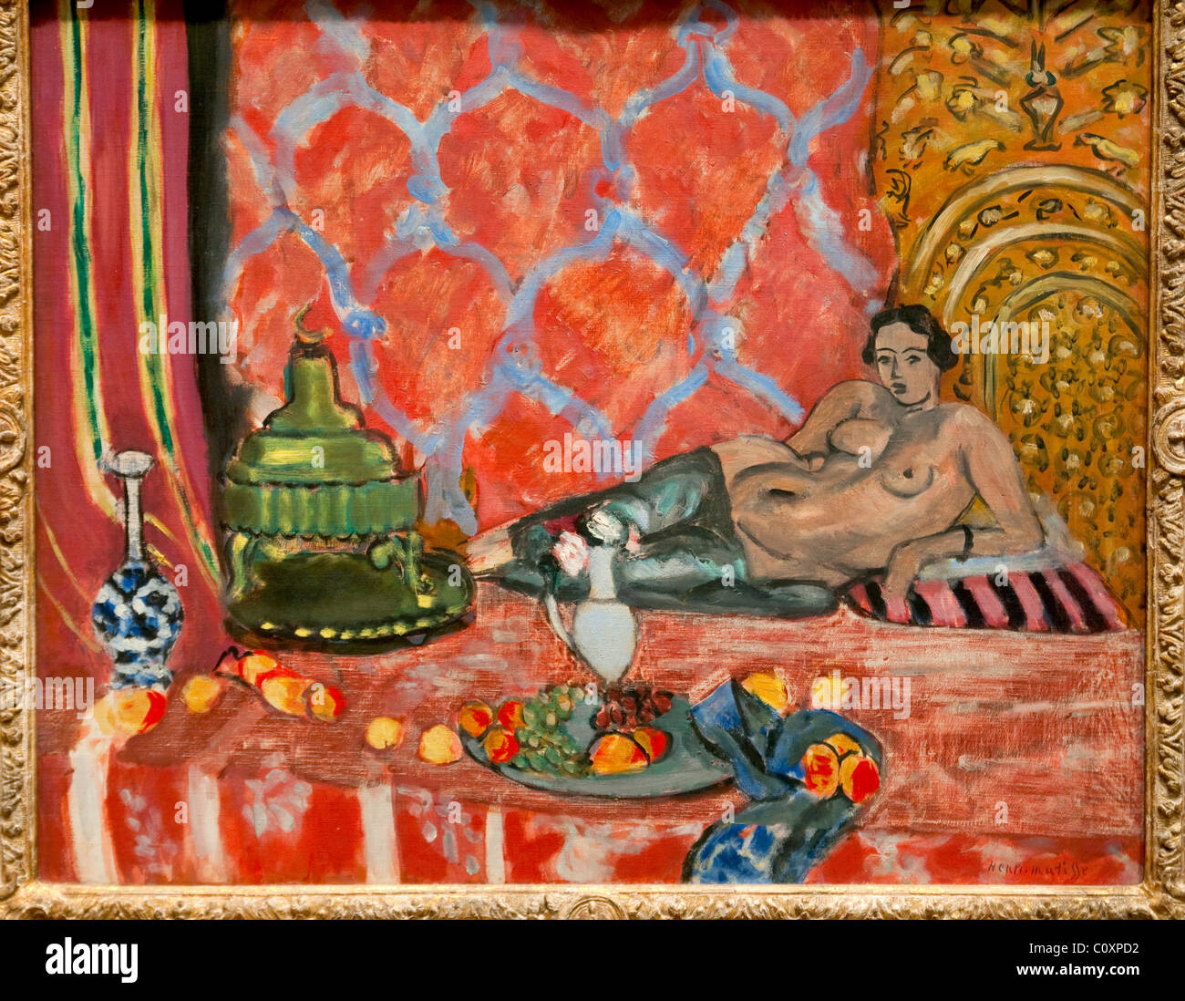 henri matisse painting stockfotos henri matisse painting bilder seite 3 alamy. Black Bedroom Furniture Sets. Home Design Ideas