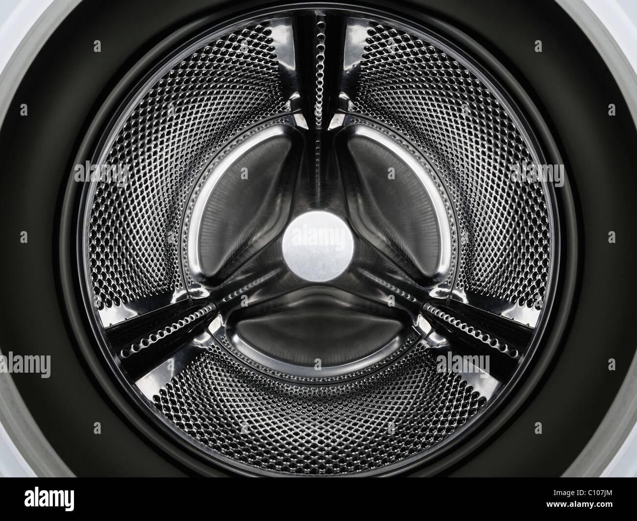 Gut bekannt Waschmaschine Trommel Stockfoto, Bild: 35041404 - Alamy EM41