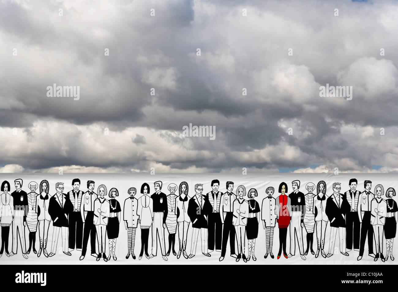 Line Drawings Stockfotos & Line Drawings Bilder - Alamy