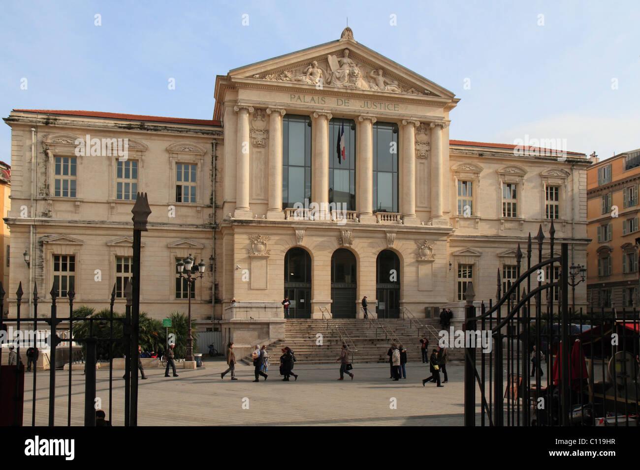 Tribunal stockfotos tribunal bilder alamy - Tribunal d instance salon de provence ...